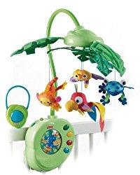 Mattel Fisher Price Mobile Rainforest